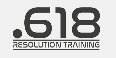 .618 Resolution training